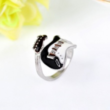 Musical Punk Guitar Ring
