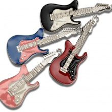 Guitar Pendrive 8gb 16gb 32gb