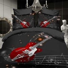 Music Themed Bedroom Set