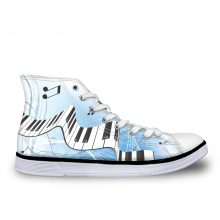 Girls High Top Sneakers