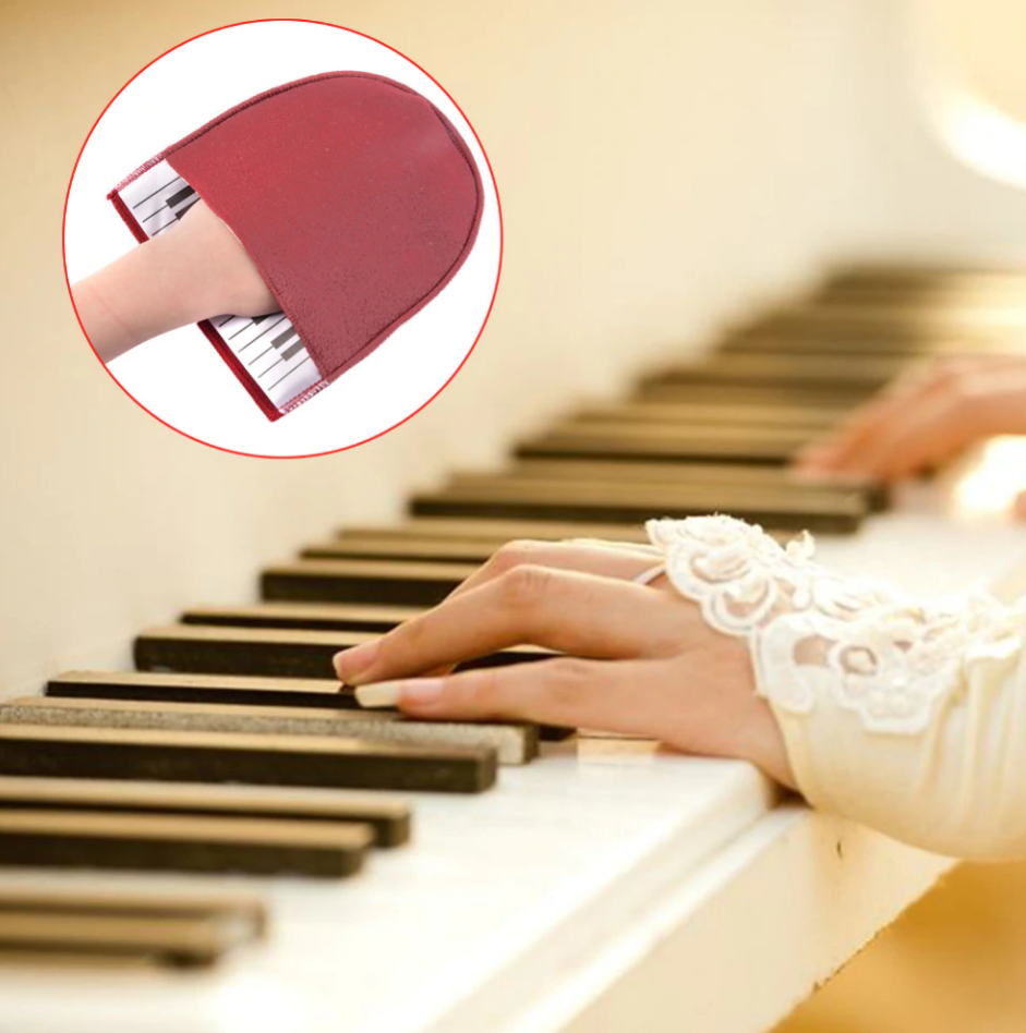 learn how to clean piano keys