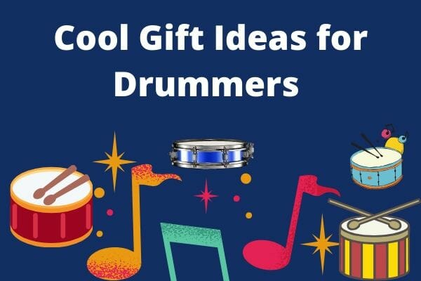 Cool Gift Ideas for Drummers to give this year